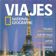 Coleccionismo de National Geographic: VIAJES NATIONAL GEOGRAPHIC 56. Lote 28985744