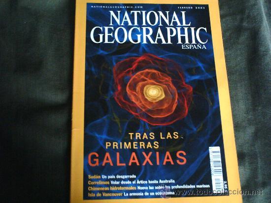NATIONAL GEOGRAPHIC FEBRERO 2003 (Coleccionismo - Revistas y Periódicos Modernos (a partir de 1.940) - Revista National Geographic)