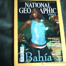 Coleccionismo de National Geographic: NATIONAL GEOGRAPHIC AGOSTO 2002. Lote 29654768