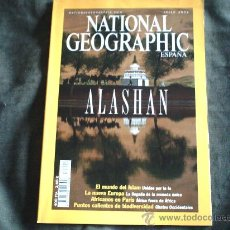 Coleccionismo de National Geographic: NATIONAL GEOGRAPHIC ENERO 2002. Lote 29654989