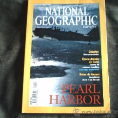 Coleccionismo de National Geographic: NATIONAL GEOGRAPHIC JULIO 2001. Lote 164379004