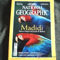 Coleccionismo de National Geographic: NATIONAL GEOGRAPHIC MARZO 2000. Lote 29656370