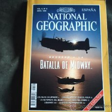 Coleccionismo de National Geographic: NATIONAL GEOGRAPHIC ABRIL 1999. Lote 29656771