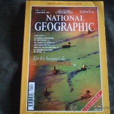 Coleccionismo de National Geographic: NATIONAL GEOGRAPHIC NOVIEMBRE 1997. Lote 29657466