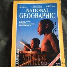 Coleccionismo de National Geographic: NATIONAL GEOGRAPHIC OCTUBRE 1997. Lote 29657511