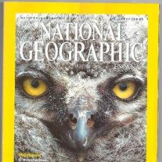 Coleccionismo de National Geographic: REVISTA NATIONAL GEOGRAPHIC DICBRE 2002. Lote 29687261