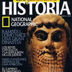 Collectionnisme de National Geographic: NATIONAL GEOGRAPHIC - HISTORIA - Nº 20. Lote 30941456