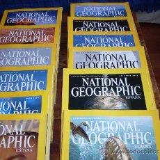 Coleccionismo de National Geographic: REVISTAS NATIONAL GEOGRAPHIC AÑO 2005 (COMPLETO). Lote 97198420