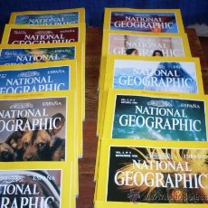 Coleccionismo de National Geographic: NATIONAL GEOGRAPHIC 1999 (COMPLETO). Lote 31179034
