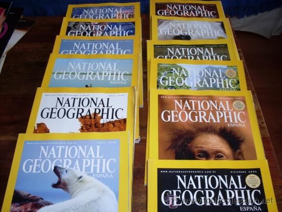 NATIONAL GEOGRAPHIC 2006 (COMPLETO) (Coleccionismo - Revistas y Periódicos Modernos (a partir de 1.940) - Revista National Geographic)