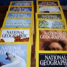 Coleccionismo de National Geographic: NATIONAL GEOGRAPHIC 2006 (COMPLETO). Lote 31179081