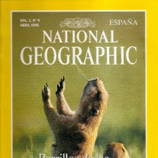Coleccionismo de National Geographic: NATIONAL GEOGRAPHIC,,ABRIL 98. Lote 32369117
