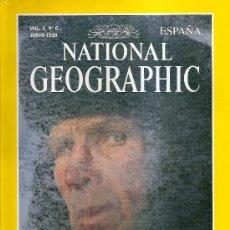 Coleccionismo de National Geographic: NATIONAL GEOGRAPHIC,,JUNIO 98. Lote 32371504