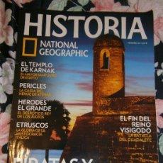 Coleccionismo de National Geographic: HISTORIA DE NATIONAL GEOGRAPHIC NUMERO 101. Lote 40423777