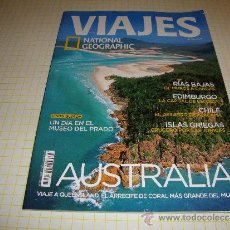 Coleccionismo de National Geographic: VIAJES NATIONAL GEOGRAFIC Nº 101. Lote 32922294
