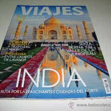 Coleccionismo de National Geographic: VIAJES NATIONAL GEOGRAFIC Nº 144 - INDIA. Lote 34106157