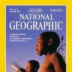 Coleccionismo de National Geographic: 12 NATIONAL GEOGRAPHIC EDICIÓN ESPAÑOLA. AÑO 2006 COMPLETO. Lote 34537890