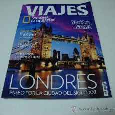 Coleccionismo de National Geographic: Nº 154 VIAJES NATIONAL GEOGRAPHIC.. Lote 35591786