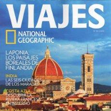 Coleccionismo de National Geographic: VIAJES NATIONAL GEOGRAPHIC N. 155 - EN PORTADA: FLORENCIA (NUEVA). Lote 35788701