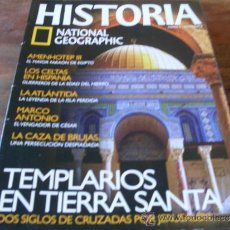 Coleccionismo de National Geographic: NATIONAL GEOGRAPHIC HISTORIA Nº 42. Lote 178846556
