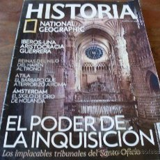 Coleccionismo de National Geographic: NATIONAL GEOGRAPHIC HISTORIA Nº 72. Lote 35792533