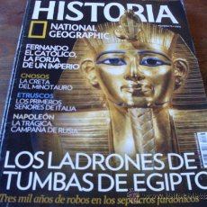 Coleccionismo de National Geographic: NATIONAL GEOGRAPHIC HISTORIA Nº 75. Lote 35792574