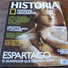 Coleccionismo de National Geographic: NATIONAL GEOGRAPHIC HISTORIA Nº 9. Lote 35793564
