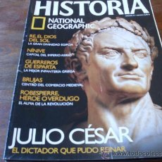 Coleccionismo de National Geographic: NATIONAL GEOGRAPHIC HISTORIA Nº 37. Lote 35796824