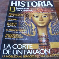 Coleccionismo de National Geographic: NATIONAL GEOGRAPHIC HISTORIA Nº 38. Lote 35796843