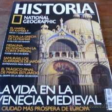 Coleccionismo de National Geographic: NATIONAL GEOGRAPHIC HISTORIA Nº 51. Lote 35796973