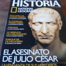 Coleccionismo de National Geographic: NATIONAL GEOGRAPHIC HISTORIA Nº 57. Lote 35797064
