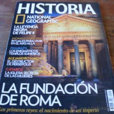 Coleccionismo de National Geographic: NATIONAL GEOGRAPHIC HISTORIA Nº 92. Lote 35797104