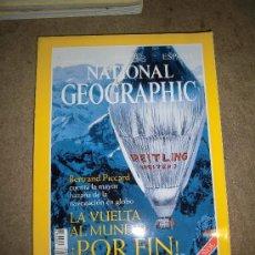 Coleccionismo de National Geographic: REVISTA NATIONAL GEOGRAPHIC ESPAÑOL VOL.5-Nº 3.-SEPTIEMBRE 1999.-LA VUELTA AL MUNDO. Lote 35979951