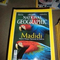 Coleccionismo de National Geographic: REVISTA NATIONAL GEOGRAPHIC ESPAÑOL VOL.6-Nº 3.-MARZO 2000.-MADIDI NUEVO PARQUE NACIONAL DE BOLIVIA. Lote 35980022