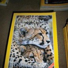 Coleccionismo de National Geographic: REVISTA NATIONAL GEOGRAPHIC ESPAÑOL VOL.5-Nº 6.-DICIEMBRE 1999.-GUEPARDOS . Lote 35980187