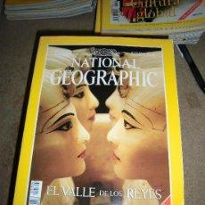 Coleccionismo de National Geographic: REVISTA NATIONAL GEOGRAPHIC ESPAÑOL VOL.3-Nº 5.NOVIE 1998.-EL VALLE DE LOS REYES. Lote 35980775