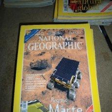 Coleccionismo de National Geographic: REVISTA NATIONAL GEOGRAPHIC ESPAÑOL VOL.3-Nº 3.SEPTIEMBRE 1998.-REGRESO A MARTE CONTIENE LAS GAFAS 3. Lote 35980857