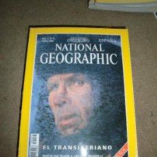 Coleccionismo de National Geographic: REVISTA NATIONAL GEOGRAPHIC ESPAÑOL VOL.2-Nº 6 .JUNIO 1998.-EL TRANSIBERIANO. Lote 35980992