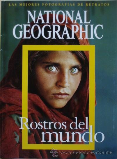 Coleccionismo de National Geographic: Rostros del mundo; National Geographic - Foto 1 - 111113676