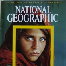 Coleccionismo de National Geographic: ROSTROS DEL MUNDO; NATIONAL GEOGRAPHIC. Lote 111113676