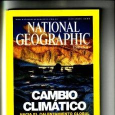 Coleccionismo de National Geographic: REVISTA NATIONAL GEOGRAPHIC SEPTIEMBRE 2004. Lote 36720107