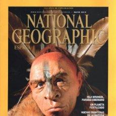 Coleccionismo de National Geographic: NATIONAL GEOGRAPHIC N. 32005 MAYO 2013 - EN PORTADA: NEANDERTALES (NUEVA). Lote 37473270