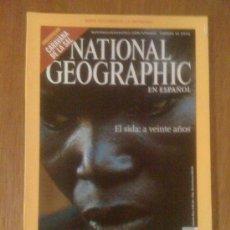 Coleccionismo de National Geographic: NATIONAL GEOGRAPHIC VOL. 10 N° 2 (EN ESPAÑOL). FEBRERO DE 2002. . Lote 38376607