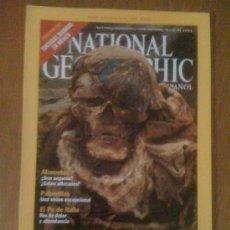 Coleccionismo de National Geographic: NATIONAL GEOGRAPHIC VOL. 10 N° 5 (EN ESPAÑOL). MAYO 2002. Lote 38376954