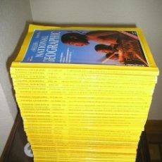 Coleccionismo de National Geographic: LOTE 48 REVISTAS NATIONAL GEOGRAPHIC. ENTRE EL Nº 1 DE LA EDICION ESPAÑOLA Y EL AÑO 2003.. Lote 39865025