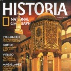 Coleccionismo de National Geographic: HISTORIA NATIONAL GEOGRAPHIC N. 114 - EN PORTADA: CRUZADAS (NUEVA). Lote 48347040