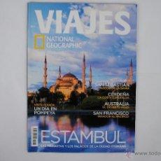 "Coleccionismo de National Geographic: REVISTA ""VIAJES"" Nº 87. NATIONAL GEOGRAPHIC. ESTAMBÚL, SAN SEBASTIAN, CERDEÑA, AUSTRALIA, SAN FRANCI. Lote 40630403"