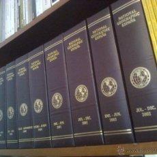 Coleccionismo de National Geographic: COLECCIÓN NATIONAL GEOGRAPHIC ESPAÑA DESDE SU INICIO HASTA 2003 (75 REVISTAS + ARCHIVADORES). Lote 40635753