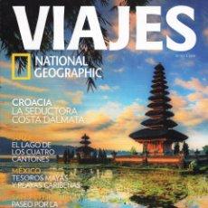 Coleccionismo de National Geographic: VIAJES NATIONAL GEOGRAPHIC N. 161 - EN PORTADA: BALI (NUEVA). Lote 111878207