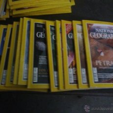 Coleccionismo de National Geographic: LOTE DE 12 REVISTAS NATIONAL GEOGRAPHIC COMPLETO AÑO 1998. Lote 42294363